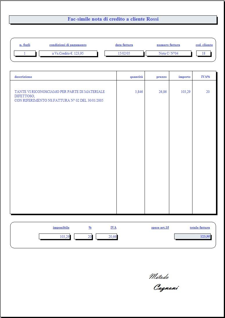 fatture e documenti di trasporto